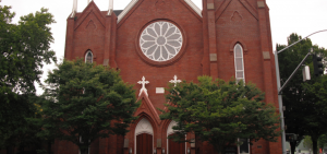 FIRST UNITED METHODIST CHURCH: MASONRY RESTORATION